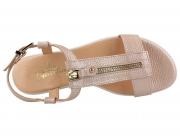 Strap sandal Las Espadrillas 318-34 3
