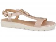 Strap sandal Las Espadrillas 318-34 0