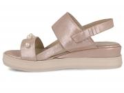 Strap sandal Las Espadrillas 617-58 2