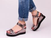 Sandals Las Espadrillas 620-Z2-58 5