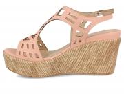Strap sandal Las Espadrillas 6602-34 2