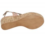 Strap sandal Las Espadrillas 6602-34 4