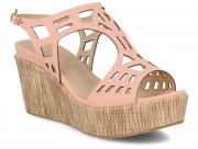 Strap sandal Las Espadrillas 6602-34