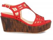 Strap sandal Las Espadrillas 6602-47 1