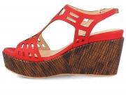 Strap sandal Las Espadrillas 6602-47 2