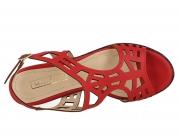 Strap sandal Las Espadrillas 6602-47 3