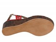 Strap sandal Las Espadrillas 6602-47 4
