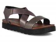 Strap sandal Las Espadrillas 7902-14