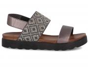 Strap sandal Las Espadrillas 7912-14 1