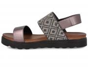 Strap sandal Las Espadrillas 7912-14 2