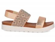 Strap sandal Las Espadrillas 7912-34 1