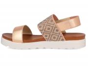 Strap sandal Las Espadrillas 7912-34 2