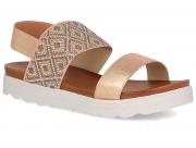 Sandals Las Espadrillas 7912-34