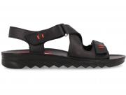 Strap sandal Las Espadrillas D008-27 1