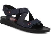 Strap sandal Las Espadrillas D008-89