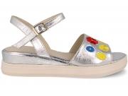 Strap sandal Las Espadrillas 009-602-14 1