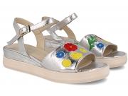 Strap sandal Las Espadrillas 009-602-14 3
