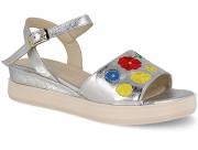 Strap sandal Las Espadrillas 009-602-14 0