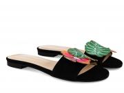 Sandals Las Espadrillas 181-29224-27 1