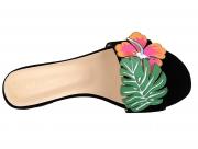 Sandals Las Espadrillas 181-29224-27 2
