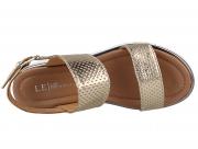Strap sandal Las Espadrillas 023-7167-79 3