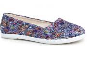 Women's Shoes Las Espadrillas KD600-24