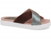 Women's Shoes Las Espadrillas 20438-37 0