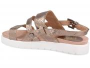 Strap sandal Las Espadrillas 20436-29 1