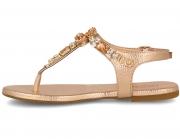 Strap sandal Las Espadrillas 9502-34 2