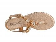 Strap sandal Las Espadrillas 9502-34 3