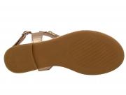 Strap sandal Las Espadrillas 9502-34 4