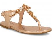 Strap sandal Las Espadrillas 9502-34
