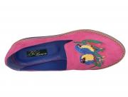 Women's Shoes Las Espadrillas 454684-34 4