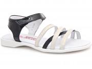 Sandals Las Espadrillas 4564-04