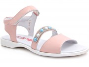 Sandals Las Espadrillas 4583-10 0