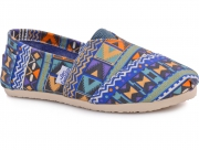 Embroidery shoes Las Espadrillas 3015-74