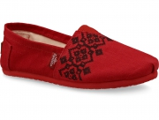Embroidery shoes Las Espadrillas 3015-75
