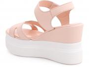 Strap sandal Las Espadrillas 025053-34 1