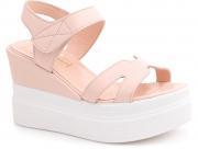 Strap sandal Las Espadrillas 025053-34 0