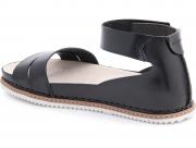 Strap sandal Las Espadrillas 07-0272-001 1