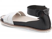 Strap sandal Las Espadrillas 07-0272-002 1