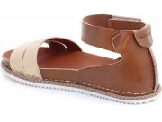 Strap sandal Las Espadrillas 07-0272-003 1