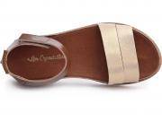 Strap sandal Las Espadrillas 07-0272-003 4