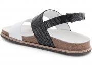 Strap sandal Las Espadrillas 07-0274-002 1