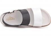 Strap sandal Las Espadrillas 07-0274-002 4
