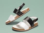 Strap sandal Las Espadrillas 07-0274-002 5