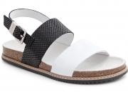 Strap sandal Las Espadrillas 07-0274-002 0