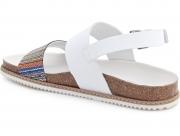 Strap sandal Las Espadrillas 07-0274-003 1