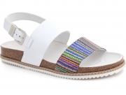 Strap sandal Las Espadrillas 07-0274-003 0