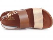 Strap sandal Las Espadrillas 07-0274-004 4
